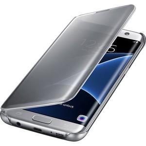 Чехол Samsung G935 Clear View Silver (EF-ZG935CSEGRU)