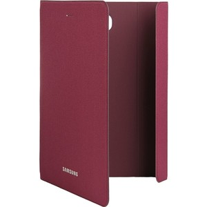 Чехол Samsung T350/355 Book Fabric Red (EF-BT350BQEGRU)