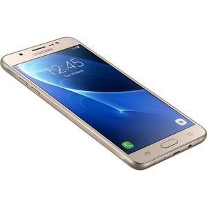 Смартфон Samsung SM-J7 Gold DS (SM-J710FZDUSER)