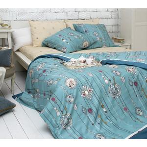 Комплект постельного белья TIFFANY'S secret 1,5 сп, сатин, Секрет Тиффани n50 комплект постельного белья ecotex 2 х сп сатин сюссан кгмсюссан