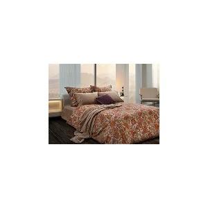 Комплект постельного белья TIFFANY'S secret 1,5 сп, сатин, Долина огней n50 lofahs 7 огней