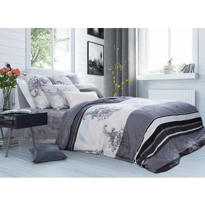 цена на Комплект постельного белья TIFFANY'S secret 1,5 сп, сатин, Туманный рассвет n70