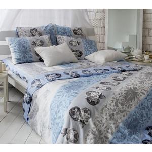 Комплект постельного белья TIFFANY'S secret 1,5 сп, сатин, Небесный эскиз n70 комплект постельного белья ecotex 2 х сп сатин сюссан кгмсюссан