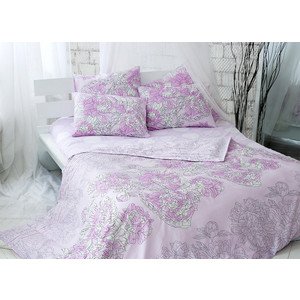 Комплект постельного белья TIFFANY'S secret 2-х сп, сатин, Аромат нежности n50 цены онлайн