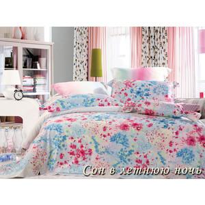 Комплект постельного белья TIFFANY'S secret 2-х сп, сатин, Сон в летнюю ночь n50