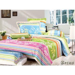 Комплект постельного белья TIFFANY'S secret 2-х сп, сатин, Весна n70 комплект постельного белья ecotex 2 х сп сатин сюссан кгмсюссан