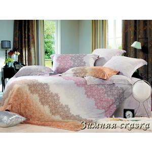 Комплект постельного белья TIFFANY'S secret 2-х сп, сатин, Зимняя сказка n70 комплект постельного белья ecotex 2 х сп сатин сюссан кгмсюссан