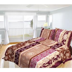 Комплект постельного белья Олеся 1,5 сп, бязь, Мавританский ажур, n70