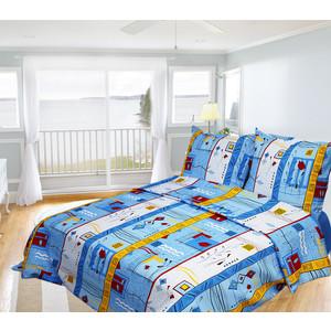 Комплект постельного белья Олеся 2-х сп, бязь, Стамбул, n70