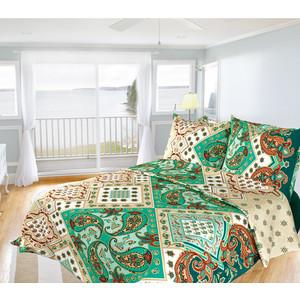 Комплект постельного белья Олеся 2-х сп, бязь, Ближний восток, n70