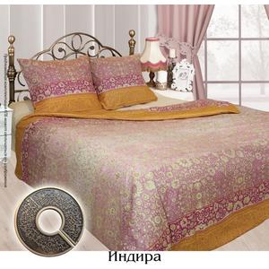 цены Комплект постельного белья Сова и Жаворонок 1,5 сп, бязь, Индира, n50