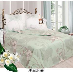 Комплект постельного белья Сова и Жаворонок 2-х сп, бязь, Жасмин, n50 комплект постельного белья сова и жаворонок жасмин