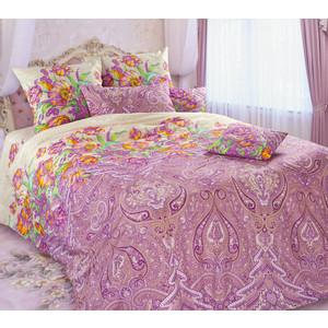 Комплект постельного белья Сова и Жаворонок Евро, бязь, Санта-Мария, рис.9917 n50