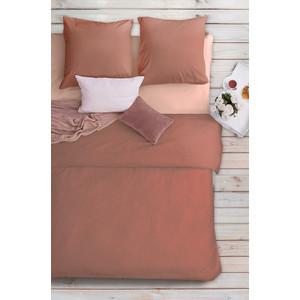 Комплект постельного белья Сова и Жаворонок 1,5 сп, бязь Premium, гладкокрашеная, Божественная магнолия