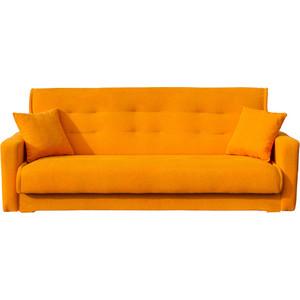 Диван Стоффмебель (ЛМФ) Астра оранжевый