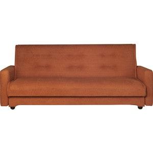 Диван Стоффмебель (ЛМФ) Астра светло-коричневый стол мастер краст 1 дуб сонома белый мст уск 01 дс бт 16