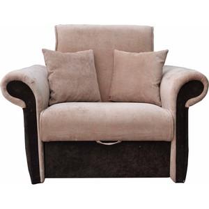Кресло-кровать Mebel Ars - Люкс ППУ микровельвет