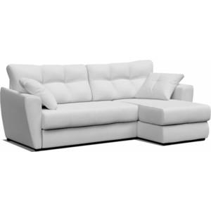 Фотография товара диван угловой Mebel Ars Амстердам белый ПБ (544219)
