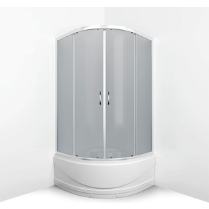 Душевой уголок Erlit 100x100x190 см (ER0510T-C4)
