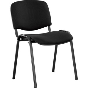 Офисный стул Nowy Styl ISO-24 BLACK RU C-11 офисный стул nowy styl iso 24 chrome ru c 11