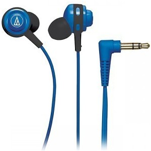 Фото Наушники Audio-Technica ATH-COR150 blue