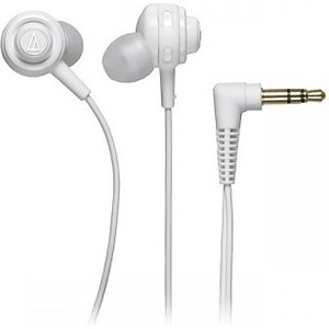 Наушники Audio-Technica ATH-COR150 white наушники audio technica ath pro5mk3 gm