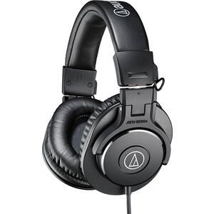 Наушники Audio-Technica ATH-M30X наушники audio technica ath m30x
