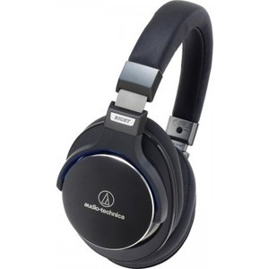 Наушники Audio-Technica ATH-MSR7 black гарнитура audio technica ath ckl220 black