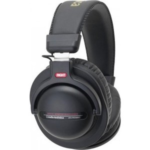 Наушники Audio-Technica ATH-PRO5MK3 black наушники audio technica ath pro5mk3 gm