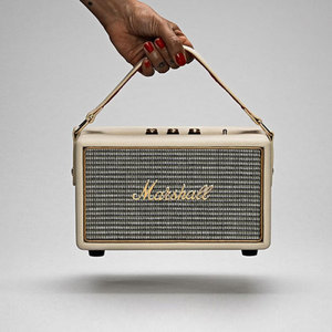Портативная колонка Marshall Kilburn cream колонка marshall woburn cream