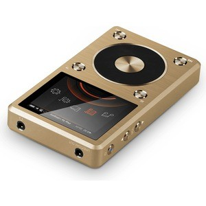 MP3 плеер FiiO X5 II gold Limited Edition