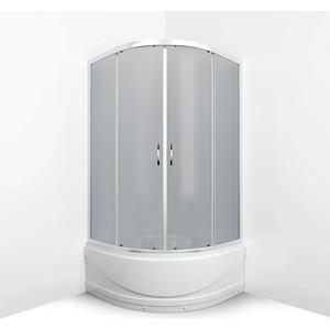 Душевой уголок Erlit 90x90x195 см (ER0509T-C4)
