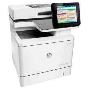 МФУ HP Color LaserJet Enterprise M577dn (B5L46A) hp 508a cf361a