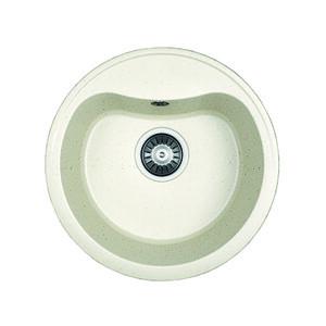 Мойка кухонная Dr.Gans Дора белый (25.015.B0435.401) осмибт дора стандарт белый