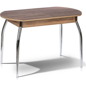 Стол МегаЭлатон Сиена - каштан минск минск мебельные магазины дешевые стулья
