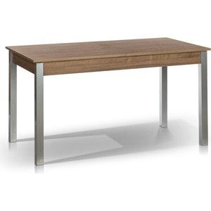 Стол МегаЭлатон Лугано - каштан минск минск мебельные магазины дешевые стулья