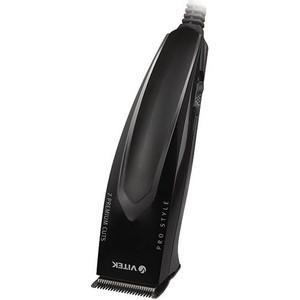 Машинка для стрижки волос Vitek VT-2518 BK бритва vitek vt 2374 bk чёрный