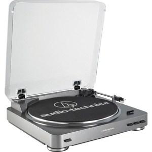 Виниловый проигрыватель Audio-Technica AT-LP60-USB