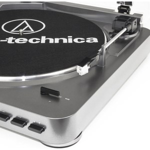 Виниловый проигрыватель Audio-Technica AT-LP60-USB от ТЕХПОРТ