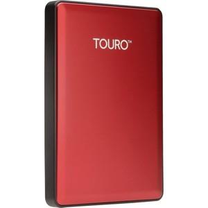 Внешний жесткий диск HGST 1Tb HTOSEA10001BCB Touro S red (0S03779)