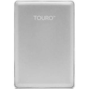 Внешний жесткий диск HGST 1Tb HTOSEA10001BDB Touro S silver (0S03730)