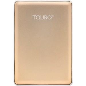 Внешний жесткий диск HGST 1Tb HTOSEA10001BGB Touro S gold (0S03754)
