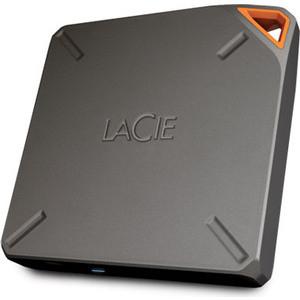 Внешний жесткий диск Lacie Fuel 1Tb Wireless (LAC9000436EK)  - купить со скидкой