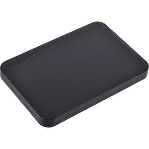 Внешний жесткий диск Toshiba 1Tb Canvio Ready black (HDTP210EK3AA)