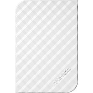 Фотография товара внешний жесткий диск Verbatim 1Tb Store'n'Go white (53206) (544890)