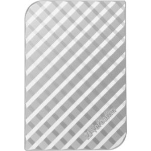 Внешний жесткий диск Verbatim 1Tb Store'n'Go silver (53197) colorful 1tb
