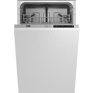 Встраиваемая посудомоечная машина Beko DIS 15010 посудомоечная машина beko dfn 29330x