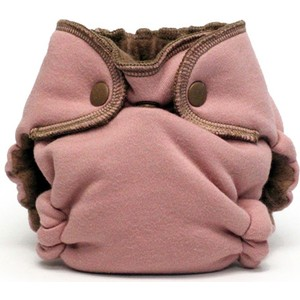 Многоразовый памперс Kanga Care Ecoposh Organic Newborn Love (661799592383)