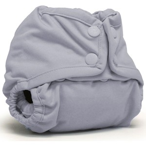 Подгузник для плавания Kanga Care Newborn Snap Cover Platinum (628586678927)