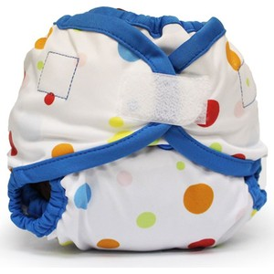 Подгузник Kanga Care Newborn Aplix Cover Gumball (628586679122) цена